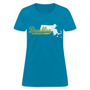 Brockton MA - Women's T-Shirt