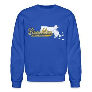 Brockton MA - Crewneck Sweatshirt