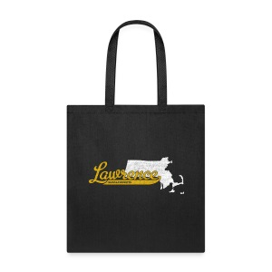 Lawrence MA - Tote Bag