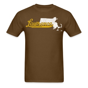 Lawrence MA - Men's T-Shirt