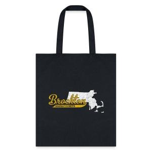 Brockton MA - Tote Bag