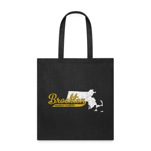 Brockton MA - Tote Bag