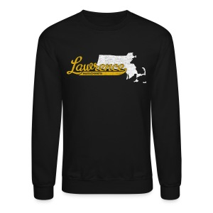 Lawrence MA - Crewneck Sweatshirt
