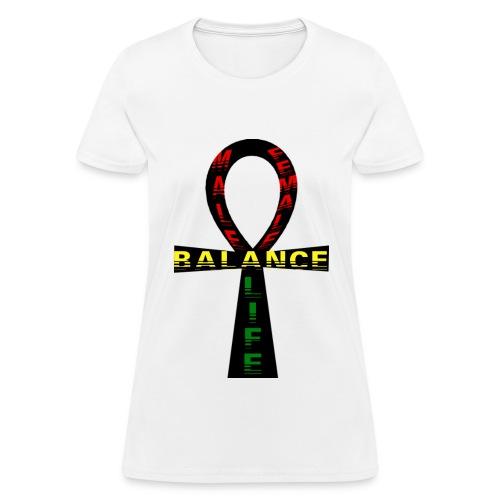 Life (Women) - Women's T-Shirt