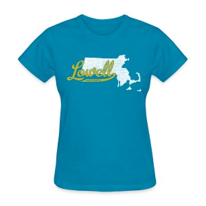 Lowell MA - Women's T-Shirt