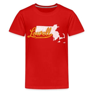 Lowell MA - Kids' Premium T-Shirt