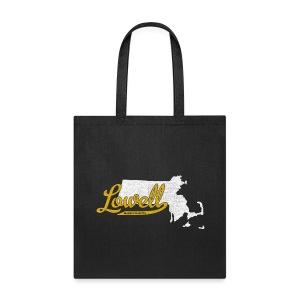 Lowell MA - Tote Bag