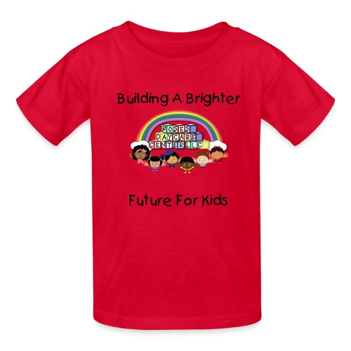 Roses Daycare Big Kid's T-Shirt - Kids' T-Shirt
