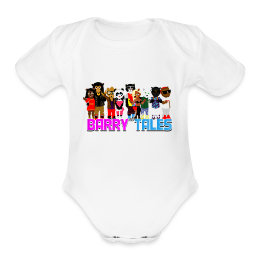 Club Photo Baby Onsie - Organic Short Sleeve Baby Bodysuit