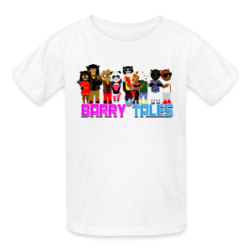 Club Photo Kids Shirt - Kids' T-Shirt