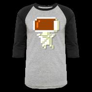 T-Shirts ~ Men's Baseball T-Shirt ~ 3D Baseball Tee