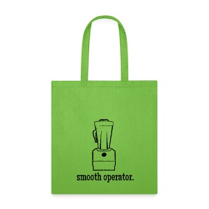 Words to Sweat By Smooth Operator Tote - Tote Bag