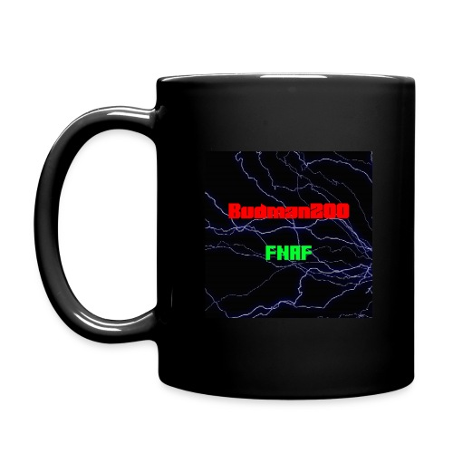 Budman200 FNAF Mug - Full Color Mug