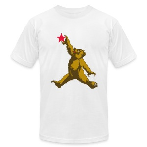 Ursa California Getting Air - Men's Fine Jersey T-Shirt