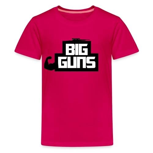 big guns Kids' Shirts - Kids' Premium T-Shirt