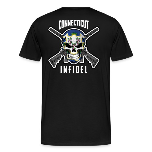 2015 Connecticut Infidel - Men's Premium T-Shirt