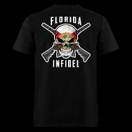 T-Shirts ~ Men's T-Shirt ~ 2015 Florida Infidel