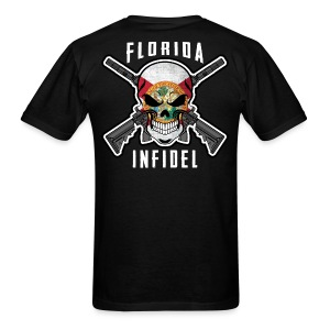 2015 Florida Infidel - Men's T-Shirt