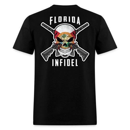 2015 Florida Infidel - Men's T-Shirt