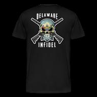 T-Shirts ~ Men's Premium T-Shirt ~ 2015 Delaware Infidel