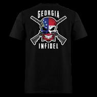 T-Shirts ~ Men's T-Shirt ~ 2015 Georgia Infidel