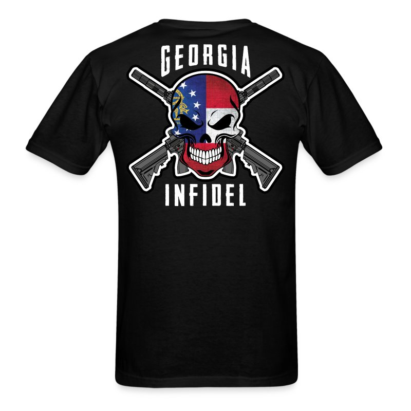 2015 Georgia Infidel - Men's T-Shirt