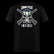 T-Shirts ~ Men's T-Shirt ~ 2015 Connecticut Infidel
