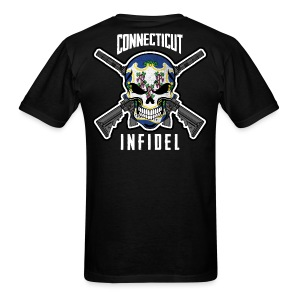2015 Connecticut Infidel - Men's T-Shirt