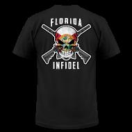 T-Shirts ~ Men's T-Shirt by American Apparel ~ 2015 Florida Infidel