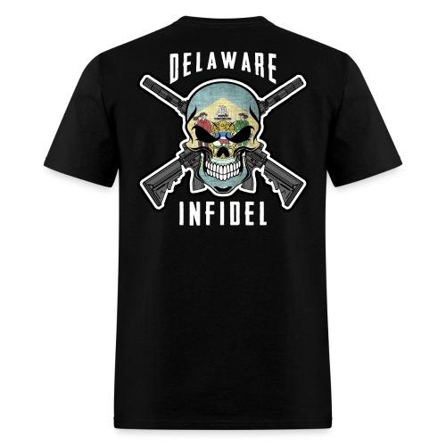 2015 Delaware Infidel - Men's T-Shirt
