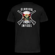 T-Shirts ~ Men's Premium T-Shirt ~ 2015 Florida Infidel