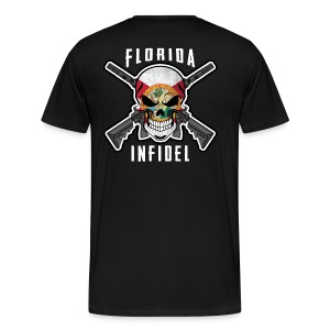 2015 Florida Infidel - Men's Premium T-Shirt