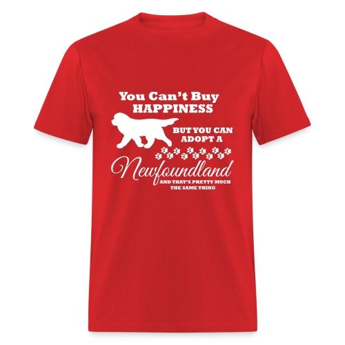 Newfoundland Happiness WTH (M) - Men's T-Shirt