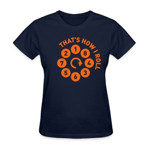 Rolling the V8 way - Women's T-Shirt