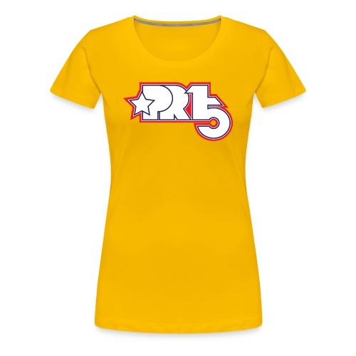 PR15 - Women's Premium T-Shirt