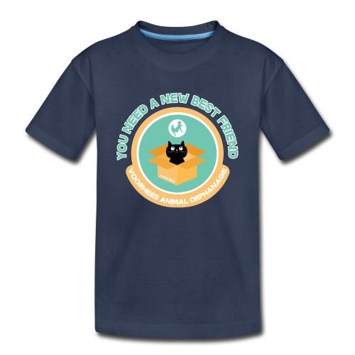 New Best Friend Tee - Kids' Premium T-Shirt