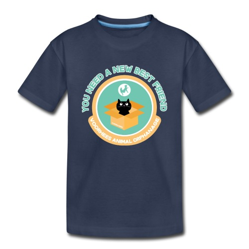New Best Friend Tee - Kids' Premium T-Shirt