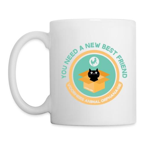 Best Friend Mug - Coffee/Tea Mug