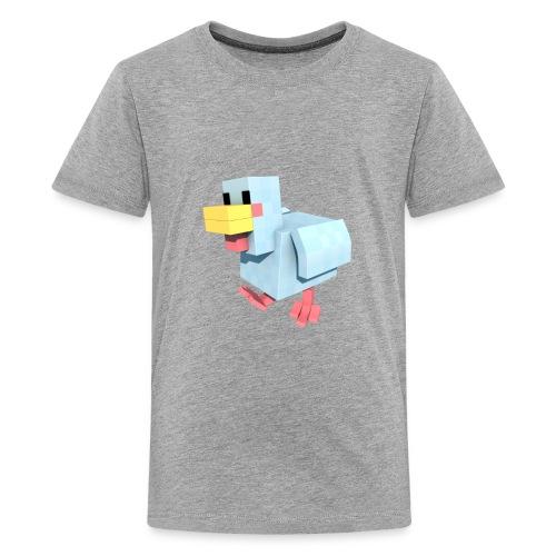 Derpy Duck Child T - Kids' Premium T-Shirt