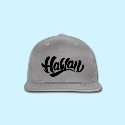 Hawaii Snap-back - Snap-back Baseball Cap