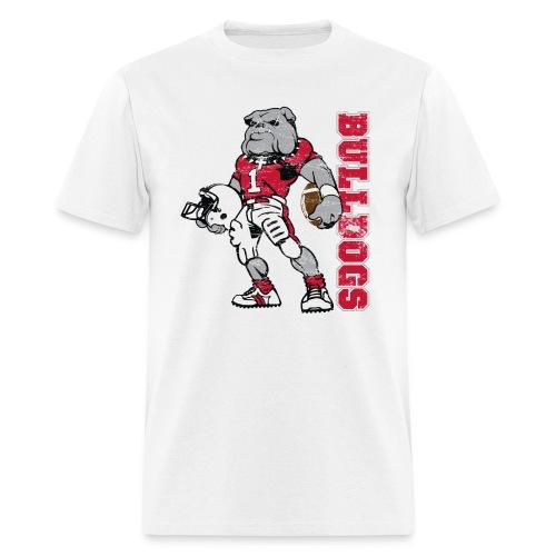 Mens Bulldog Tee - Men's T-Shirt