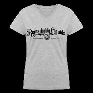 T-Shirts ~ Women's V-Neck T-Shirt ~ Article 101995988