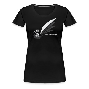 Steel Wings Women's Tee - Women's Premium T-Shirt