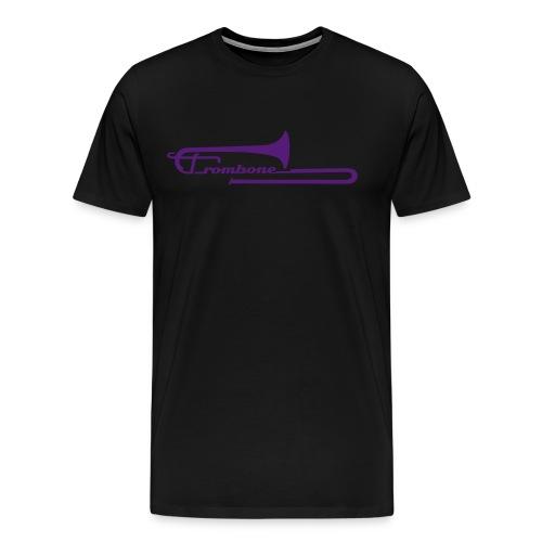 The Trombone two - Men's Premium T-Shirt