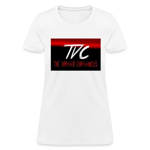 TVC Logo She TEE - Women's T-Shirt