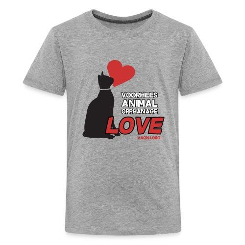 Cat Love Tee - Kids' Premium T-Shirt