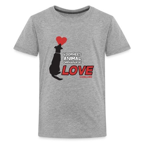 Dog Love Tee - Kids' Premium T-Shirt