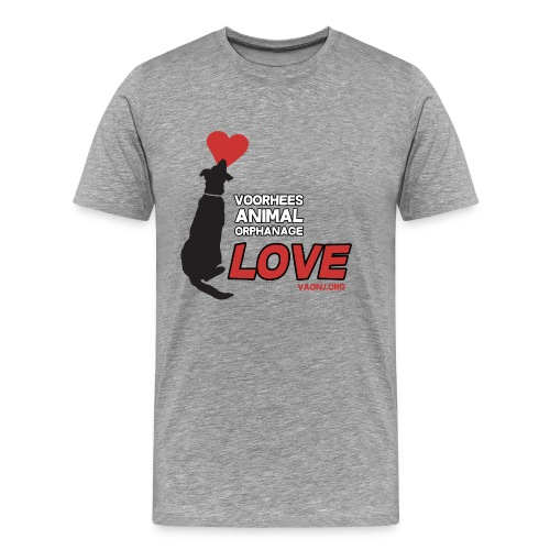 Dog Love Tee - Men's Premium T-Shirt