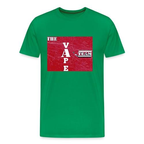 The vApe Team Simple Tee - Men's Premium T-Shirt