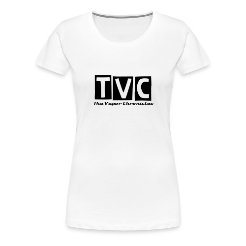 Basic She Tee From TVC - Women's Premium T-Shirt